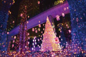 東京必看聖誕燈飾