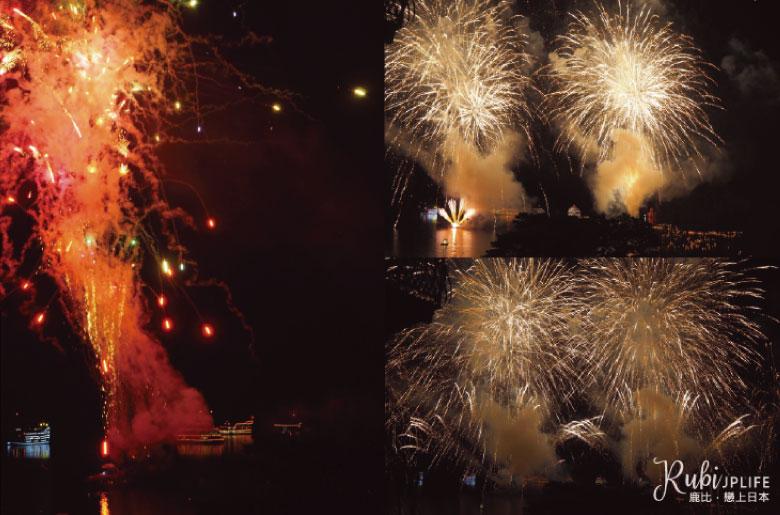 箱根跨年煙火秀
