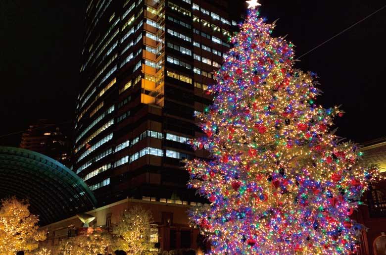 惠比壽花園廣場 冬季燈飾
