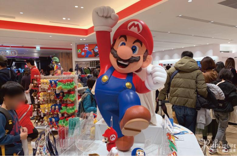 任天堂旗艦店「Nintendo TOKYO」