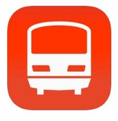 日本交通查詢 乘換案內icon