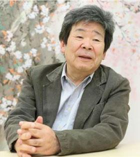 日本動畫界巨匠高畑勳