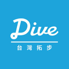 Dive台灣拓步 logo