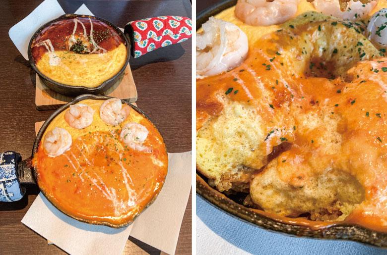 Bistro Tama,東京人氣美食「鐵板蛋包飯」