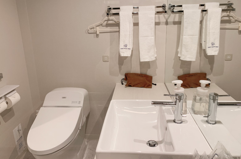 大和ROYNET飯店 Daiwa Roynet Hotel衛浴