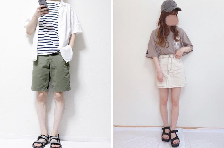 東京夏天怎麼穿